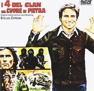 I 4 Del Clan Dal Cuore Di Pietra (Original Soundtrack) [Import]