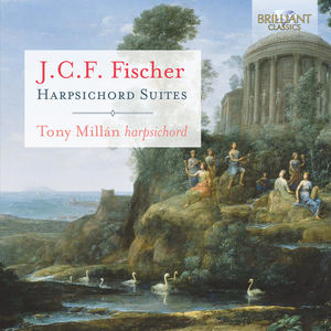 Fischer: Harpsichord Suites