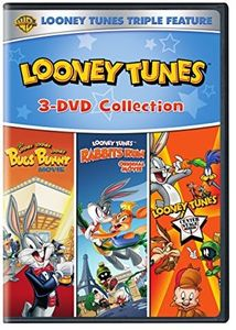 Looney Tunes: Rabbits Run, Looney Looney Bugs Bunny Movie and CenterStage: Volume 1