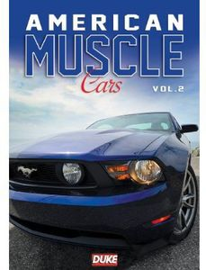American Muscle Cars: Volume 2