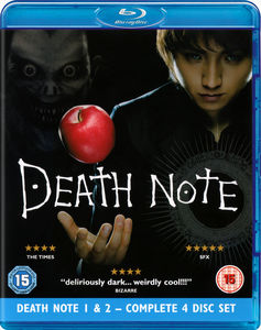 Death Note 1 & 2 [Import]