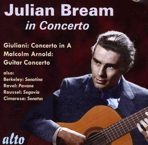Julian Bream in Concerto