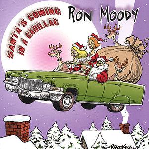 Santa's Coming in a Cadillac