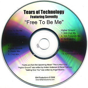 Free to Be Me EP