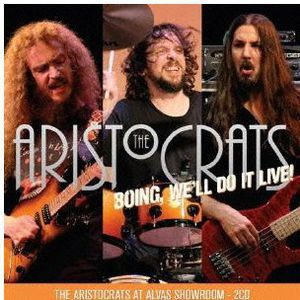Boing: We'll Do It Live [Import]