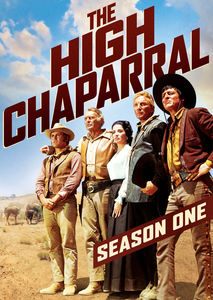 The High Chaparral: Season One