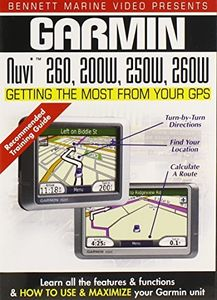Garmin Nuvi 260,200w,250w and 260w