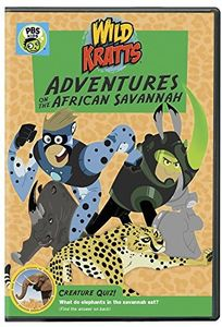 Wild Kratts: Adventures On The African Savannah