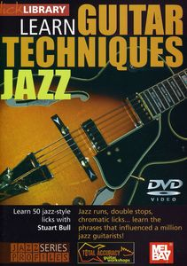 Learn Guitar Techniques: Jazz