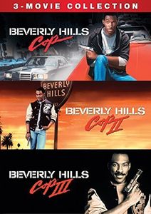 Beverly Hills Cop: 3-Movie Collection