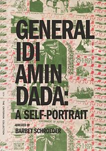General Idi Amin Dada: A Self-Portrait (Criterion Collection)