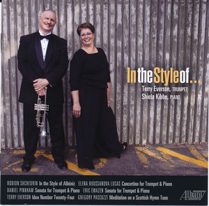 Terry Everson: In the Style of