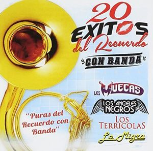 20 Exitos Del Recuerdo - Puras /  Various