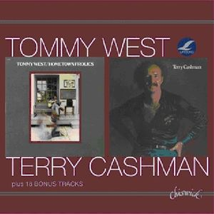 Hometown Frolics /  Terry Cashman [Import]