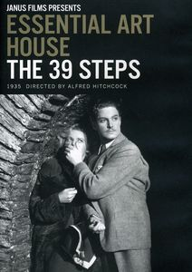 Essential Art House: The 39 Steps [Full Frame] [Black And White]
