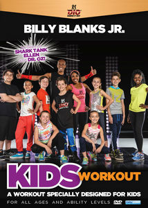 Dance It Out: Kids Workout