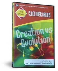 Clash Over Origins: Creation Vs Evolution