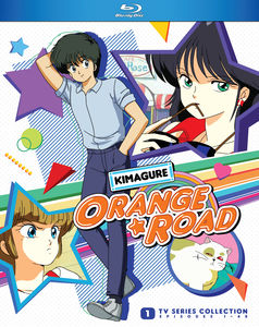 Kimagure Orange Road: Complete Tv Series
