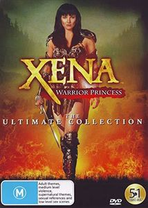 Xena: Warrior Princess - Complete Collection [Import]