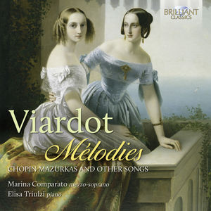 Melodies Based on Chopin's Mazurka's