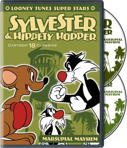 Looney Tunes Super Stars Sylvester and Hippety