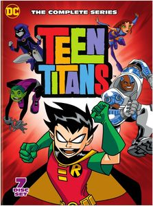 Teen Titans: The Complete Series