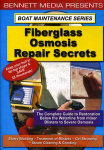 Fiberglass Osmosis Repair Secrets