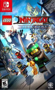 The LEGO Ninjago Movie Videogame for Nintendo Switch