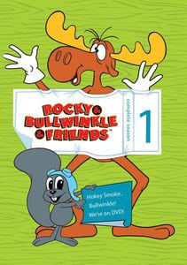 Rocky & Bullwinkle & Friends: Complete Season 1