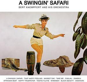Swingin Safari [Import]