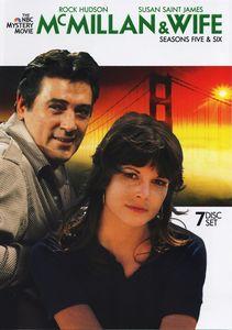 McMillan & Wife: Seasons Five & Six