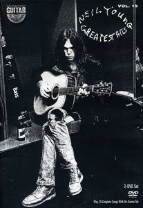 Guitar Play-Along-Neil Young