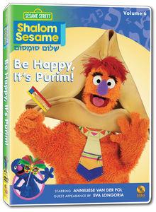 Shalom Sesame 2010 #6: Be Happy It's Purim