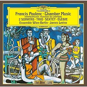 Poulenc: Chamber Works