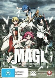Magi: The Labyrinth of Magic-Collection 2 [Import]