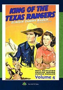 King Of The Texas Rangers Volume 4