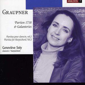Partitas for Harpsichord 2