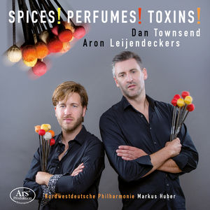 Spices & Perfumes & Toxins