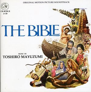 The Bible: In the Beginning... (Original Motion Picture Soundtrack) [Import]