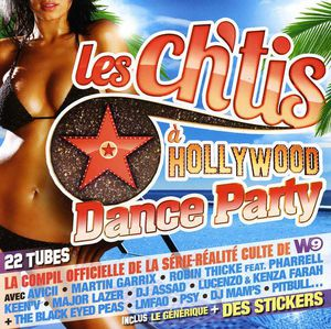 Les Ch'tis a Hollywood Dance Party [Import]