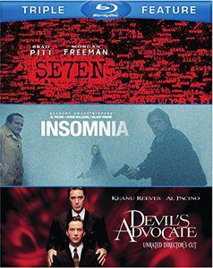 Seven /  Devil's Advocate /  Insomnia