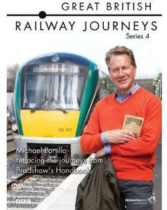 Great British Railway Journeys-Complete Series 4 [Import]