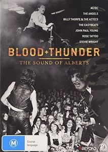 Blood & Thunder: Sound of Alberts [Import]
