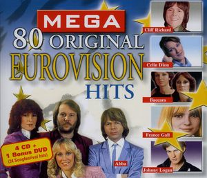 80 Original Eurovision Hits [Import]