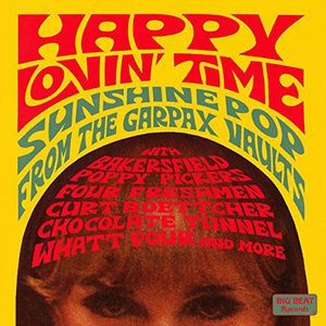 Happy Lovin' Time: Sunshine Pop [Import]