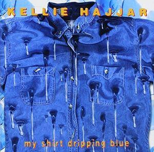 My Shirt Dripping Blue