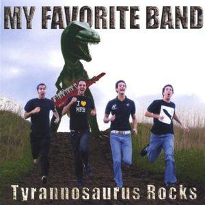 Tyrannosaurus Rocks