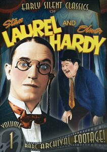 Laurel & Hardy: Early Silent Classics 1-4