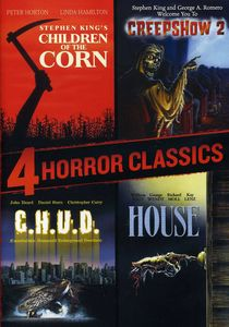 Children of the Corn /  Creepshow 2 /  House /  C.H.U.D.