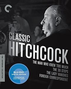 Classic Hitchcock (Criterion Collection)